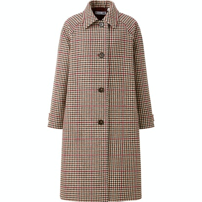 WOMEN SOUTIEN COLLAR COAT (JW ANDERSON)