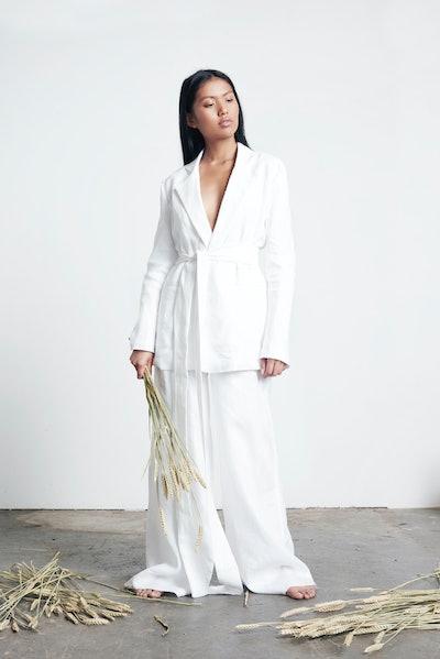 The Linen Jacket