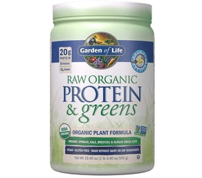 Garden of Life Raw Organic Protein Powder
