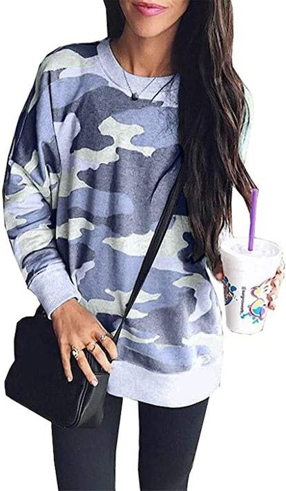 BTFBM Printed Sweatshirt