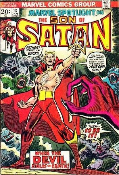 'Son of Satan'