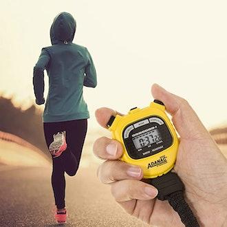 Marathon 3000 Digital Stopwatch Timer