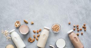 Alternative milk.