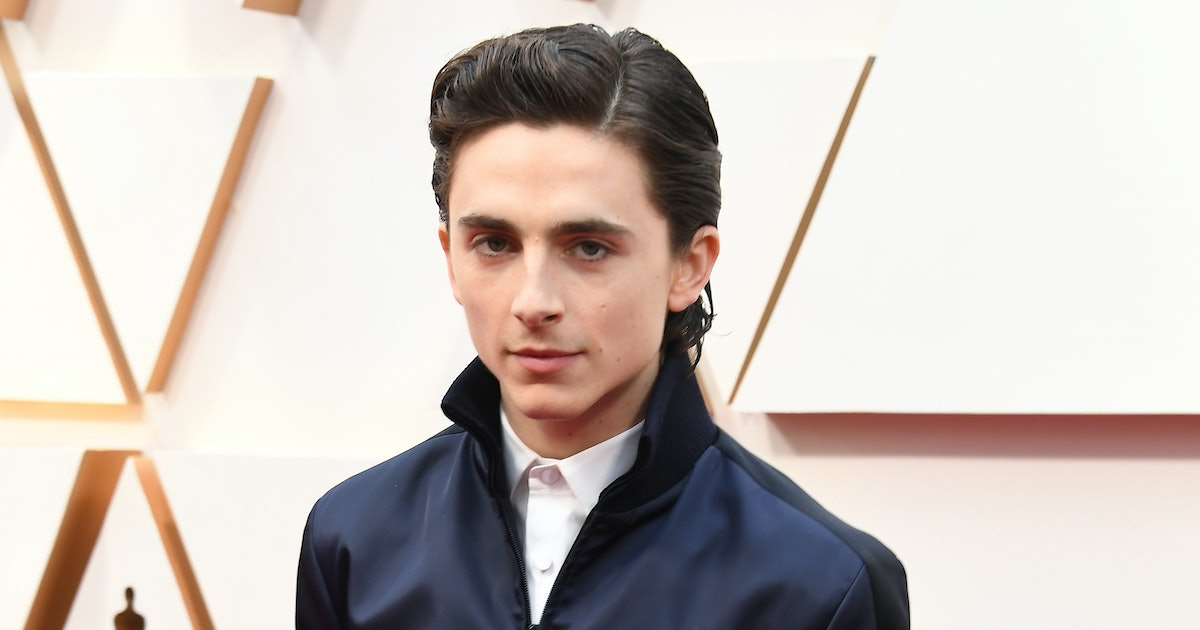 Timothée Chalamet Cringed At Those Infamous Yacht Photos, Too