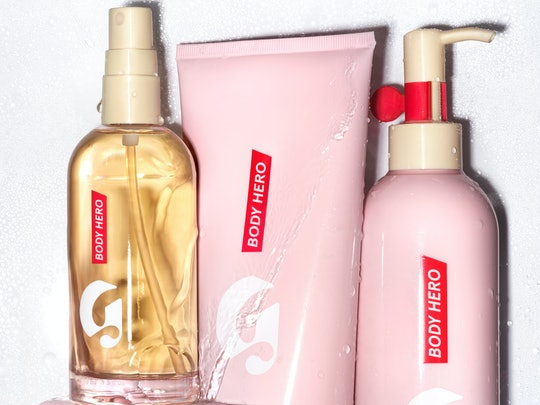 Glossier just launched two new beauty products for its body care line.