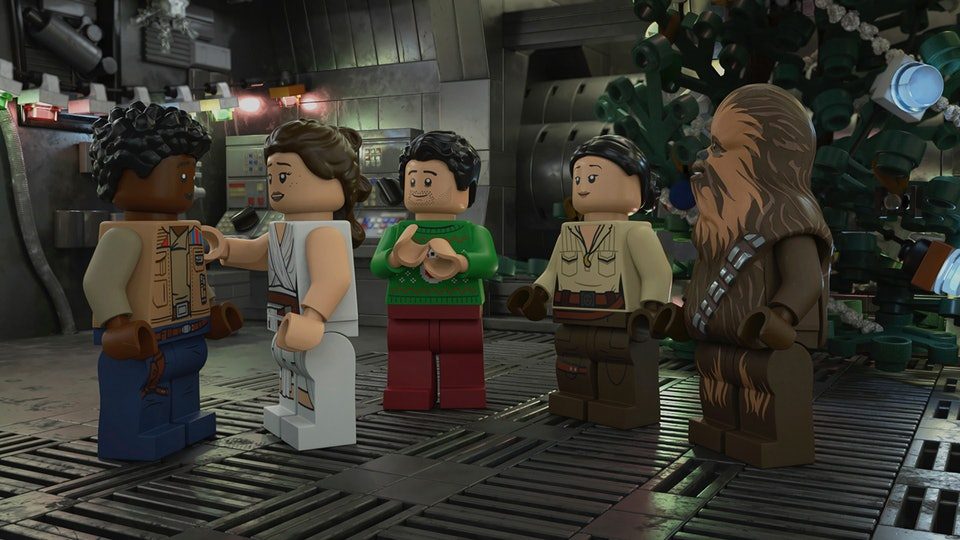 A new 'LEGO Star Wars Holiday Special' is coming in November.