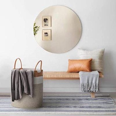 OLLVIA Woven Storage Basket