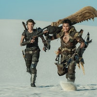 'Monster Hunter' movie trailer, cast, release date for the video game film