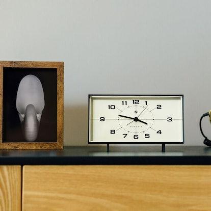 Wideboy Alarm Clock