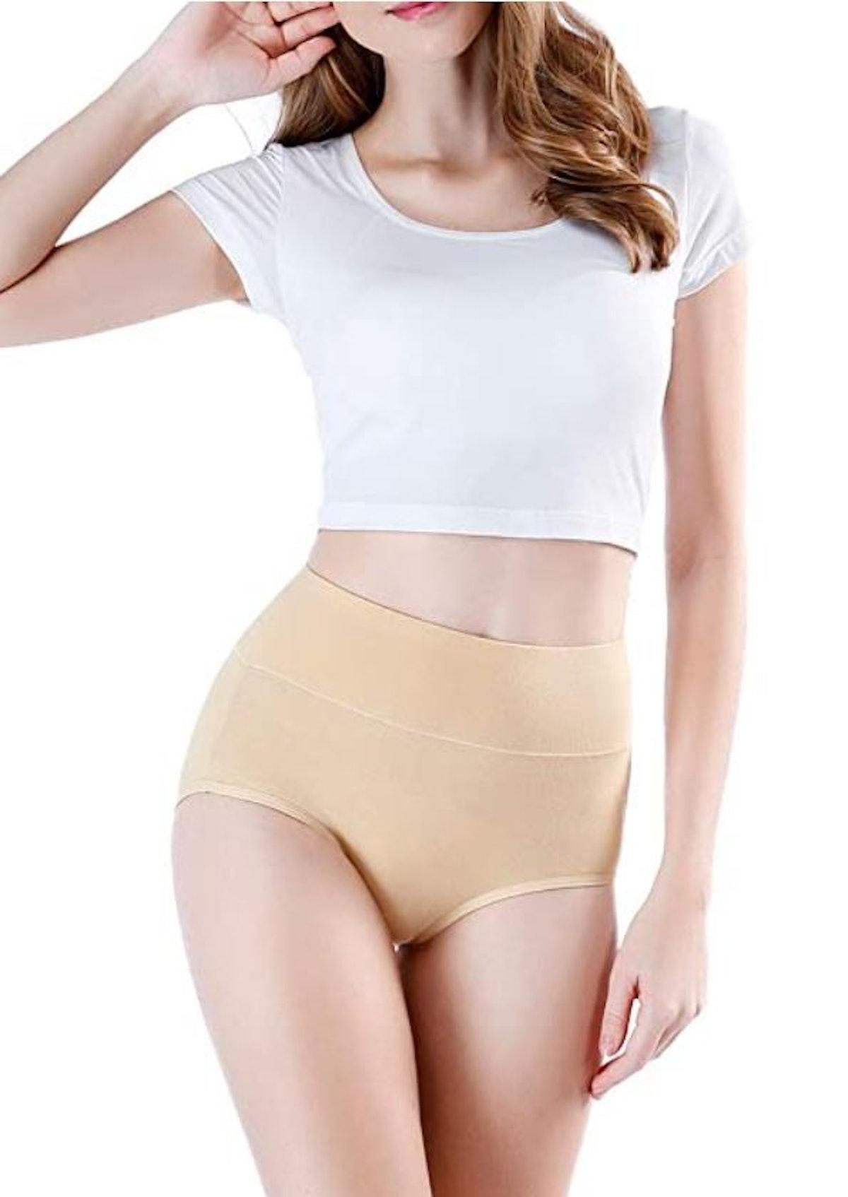 wirarpa Cotton Underwear Briefs (Set of 5)