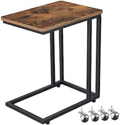 VASAGLE Mobile Side Table