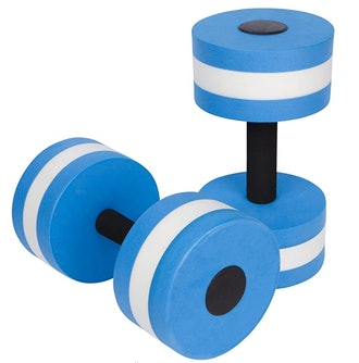 Trademark Innovations Aquatic Exercise Dumbells (Set of 2)