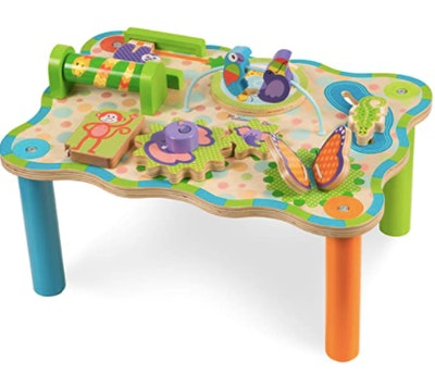 Melissa & Doug Jungle Activity Table