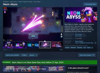 Game Pass Info For Steam screenshot
