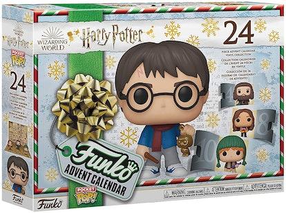 Funko Advent Calendar: Harry Potter - 24 Vinyl Figures (2020)