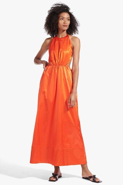 SIDNEY DRESS   RED