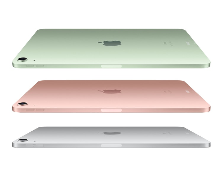 Apple iPad Air 4th generation selection