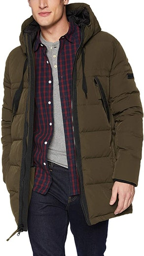 Marc New York by Andrew Marc Holden Hooded Down Parka
