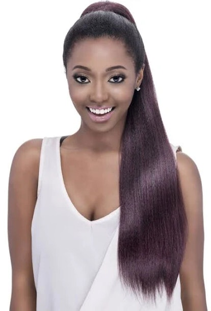 House of Beauty Vivica A Fox PB-Rose Ponytail Synthetic