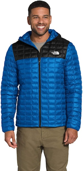 The North Face Men's ThermoBall Eco Insulated Hooded Jacket