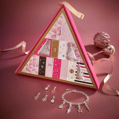 Christmas Jewellery Advent Calendar Gift Box
