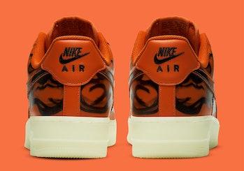 """Nike Air Force 1 Low """"Orange Skeleton"""""""
