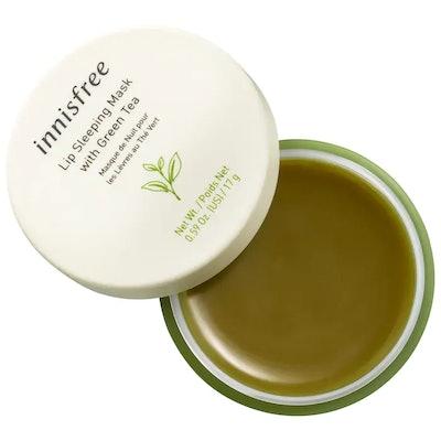 Green Tea Hydrating Lip Sleeping Mask