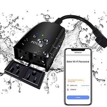 Peteme Outdoor Smart Plug