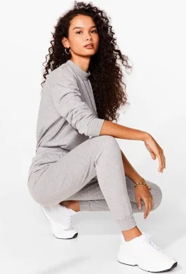 Nasty Gal Hold It Together Sweat and Jogger Set