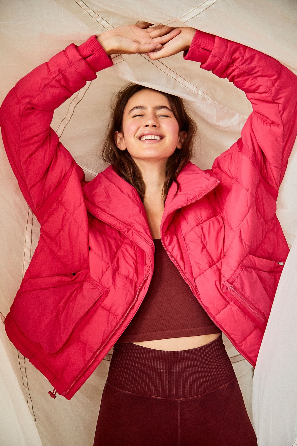 Penny Packable Puffer Jacket