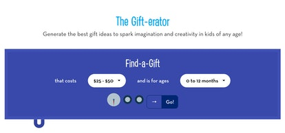 melissa & doug gift generator