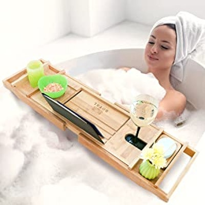 ROYAL CRAFT WOOD Bathtub Caddy