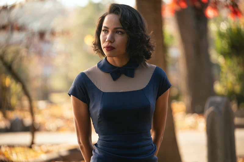 Jurnee Smollett as Leti in the Lovecraft Country Season 1 finale, via the HBO press site.