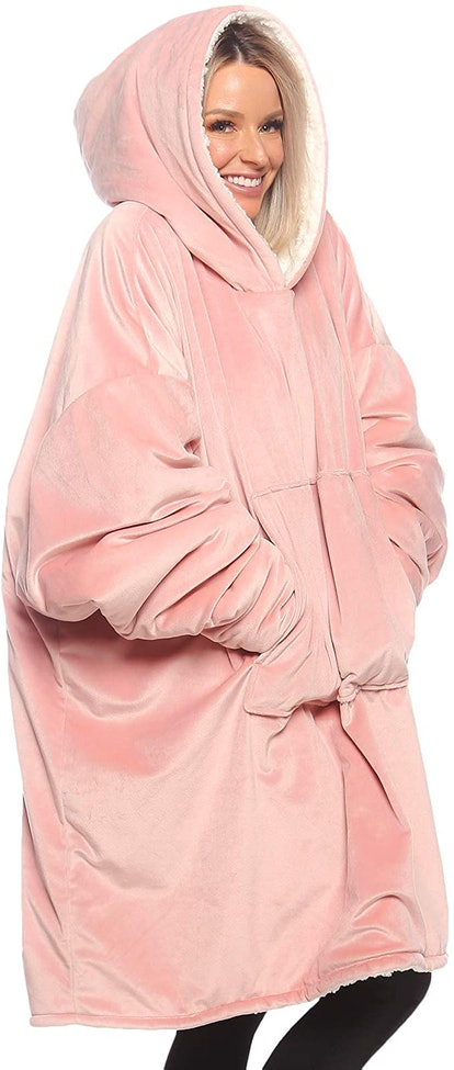 THE COMFY Original Oversized Wearable Blanket