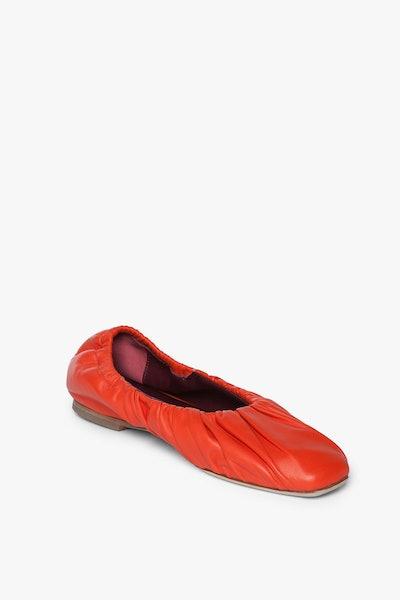 TULI FLAT   HAWAIIAN RED