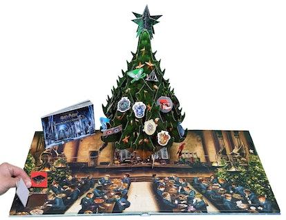 Harry Potter: A Hogwarts Christmas Pop-Up (Advent Calendar) Hardcover – Pop up, October 22, 2019