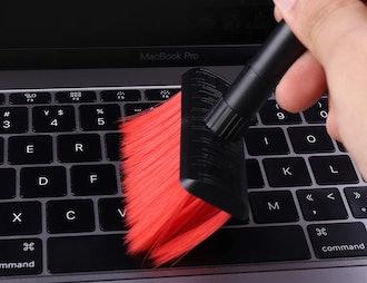 HAGIBISTECH 4-in-1 Keyboard Cleaner Multi Brush