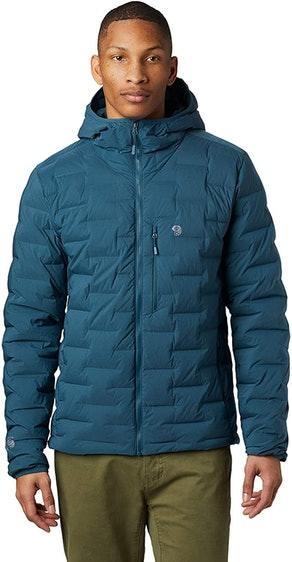 Mountain Hardwear Super/DS Hooded Men's Insulated Jacket