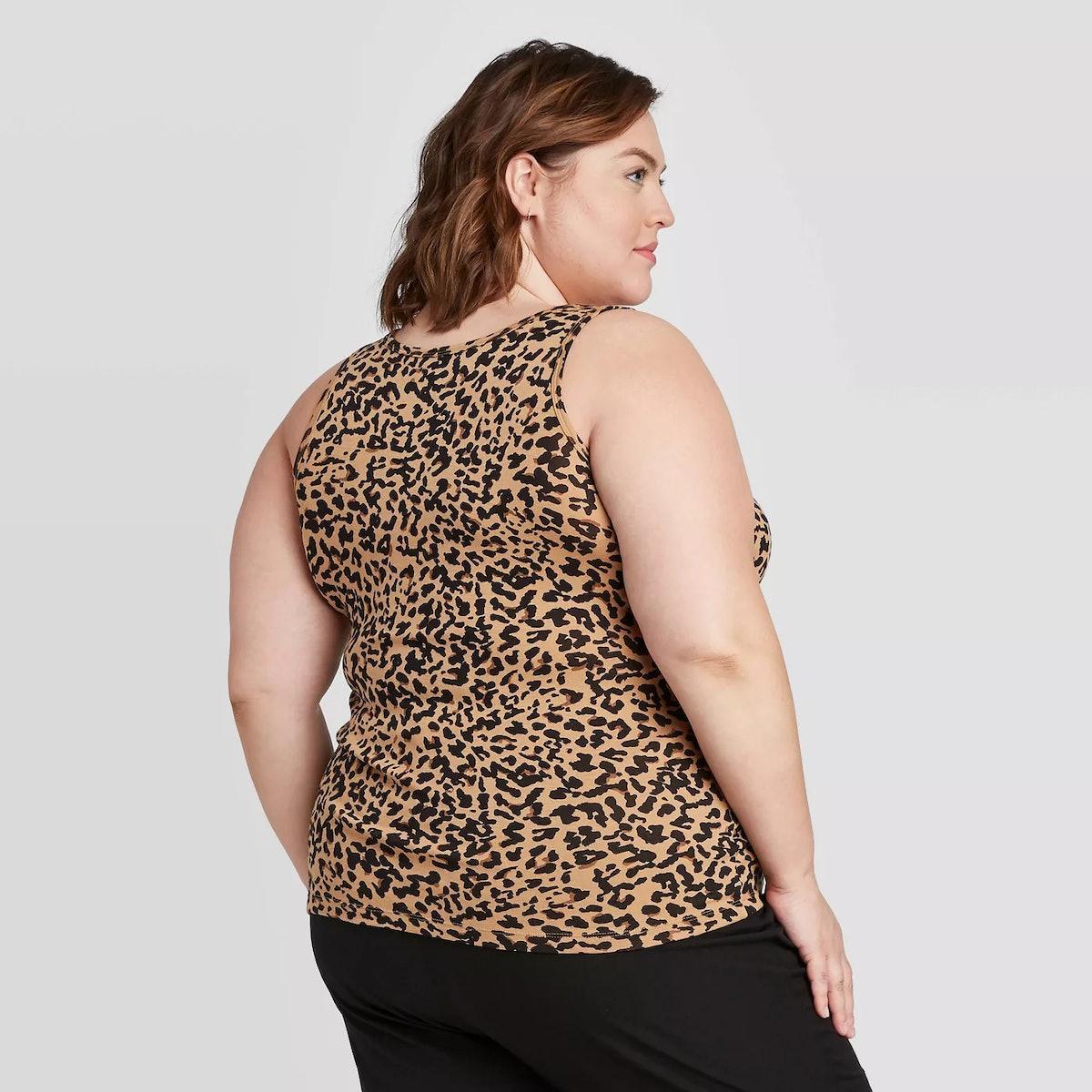 Ava & Viv Women's Plus Size Perfect Tank Top