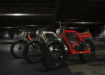 Sondors' new MadMods electric mopeds.