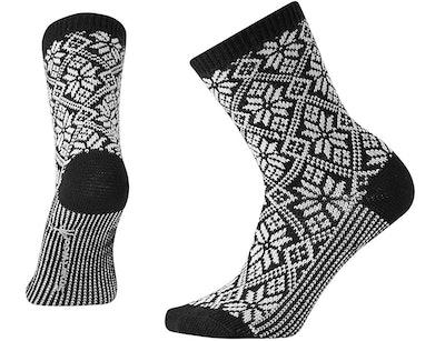 Smartwool Snowflake Crew Socks