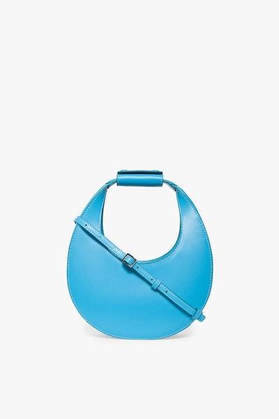 MINI MOON BAG   BRIGHT BLUE