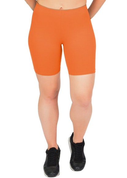 Stretch Is Comfort Bike Shorts for Girls and Women