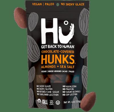 Hu Kitchen's Almonds & Sea Salt Hunks