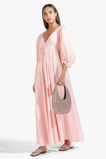 AMARETTI DRESS | STRAWBERRY CREAM