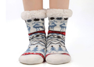 Jarseen Fleece-Lined Warm Winter Socks