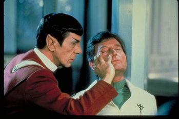 Spock's death is at the emotional core of Star Trek, and is one of the best scenes in series history.