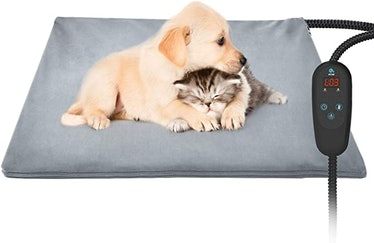 petnf Pet Heating Pad with Timer