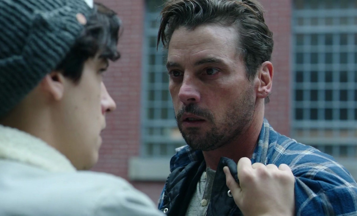 Skeet Ulrich posted an Instagram note saying goodbye to 'Riverdale' after completing filming.