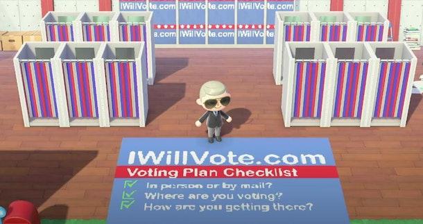 Here's how to visit Joe Biden's 'Animal Crossing' island, because it's inspiring.
